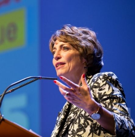 Marisol Touraine, photo Jérémie Blancfére